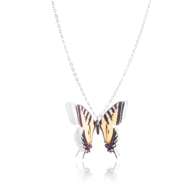 Swallowtail Butterfly Necklace
