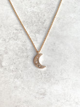 Load image into Gallery viewer, Moondust Necklace