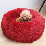Round Long-haired Pet Mat
