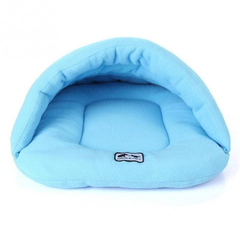 Soft Fleece Winter Warm Dog Bed