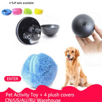 Pet Activity Toy Electric Ball