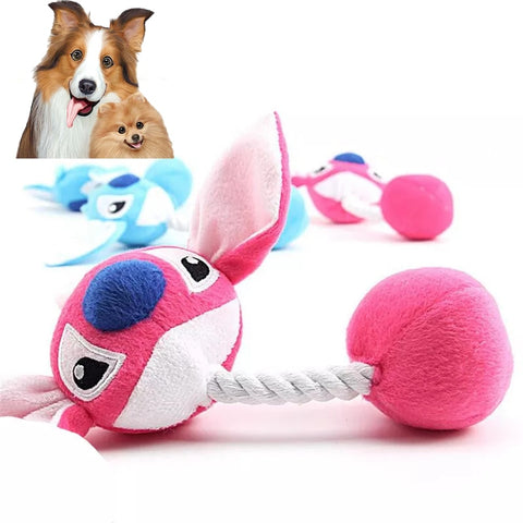 SUPREDOG Cartoon Dog Squeak