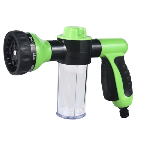 Multifunction Foam Water Gun Car Washer