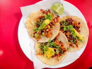 (EN) Tacos al pastor and their origin