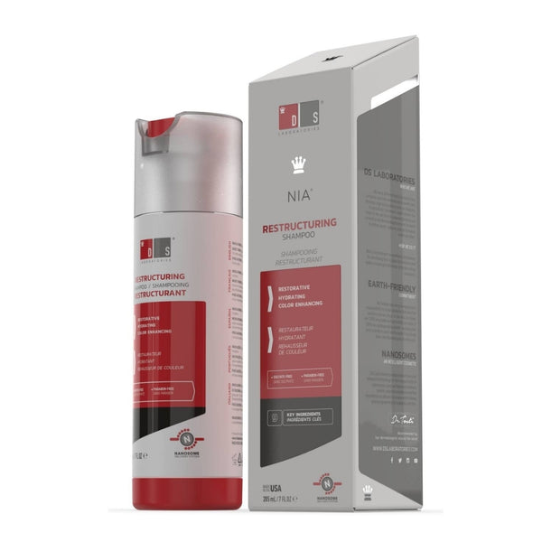 DS Laboratories Nia Shampoo (Restructuring Shampoo) 205ml