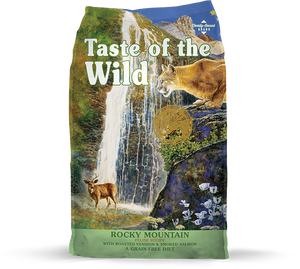 Taste Of The Wild Rocky Mountain Dry Cat Food