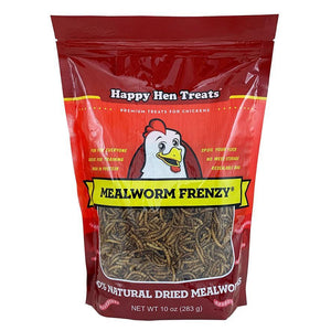 Happy Hen Treats Mealworm Frenzy