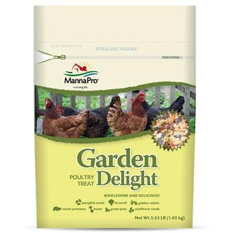 Garden Delight Treat 2.5lbs
