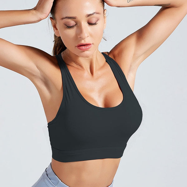Sports Bra with Phone Pocket - Ragnar Sports - Free Shipping in the US