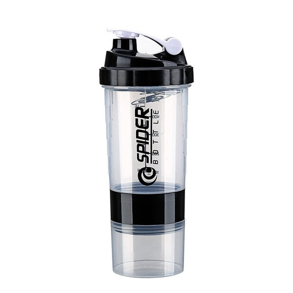 500ml Shaker Bottle - Ragnar Sports - Free Shipping in the US