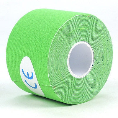 Elastic Kinesiology Sports Tape - 5cmX5M - Ragnar Sports - Free Shipping in the US