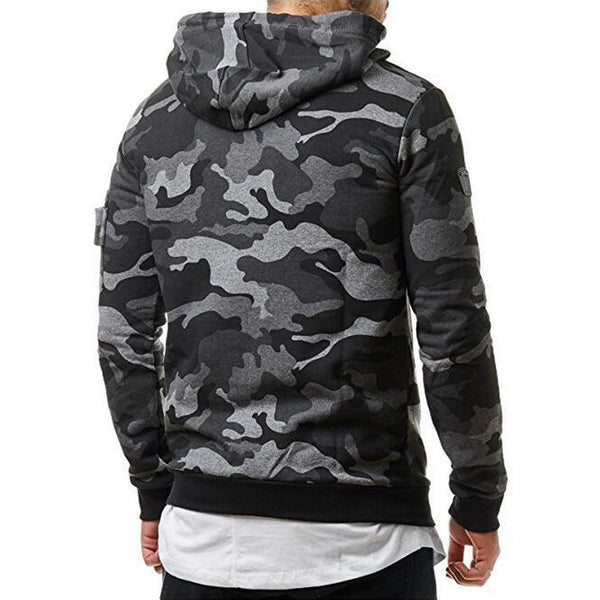 Camouflage Hoodie - Ragnar Sports - Free Shipping in the US