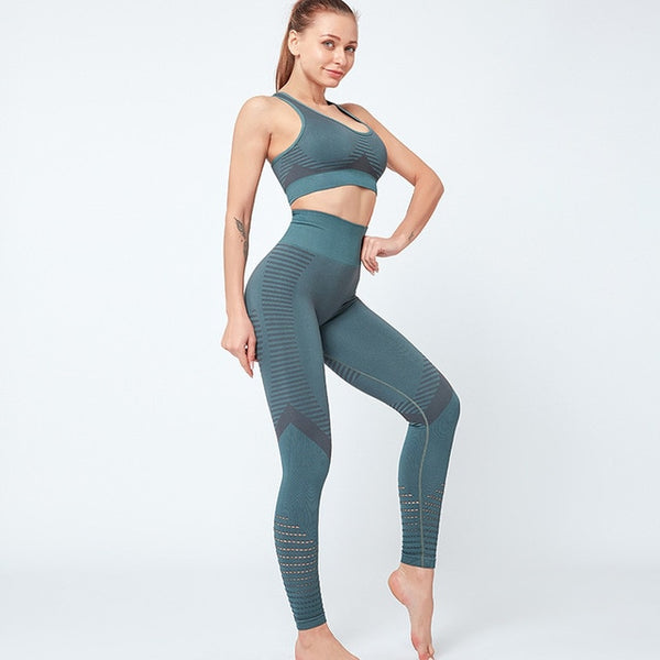 Fit Seamless Leggings - Ragnar Sports - Free Shipping in the US