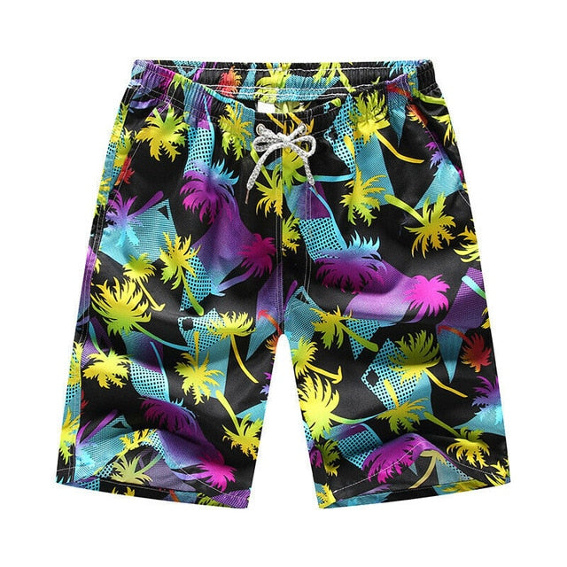 Flower Board Shorts - Ragnar Sports - Free Shipping in the US