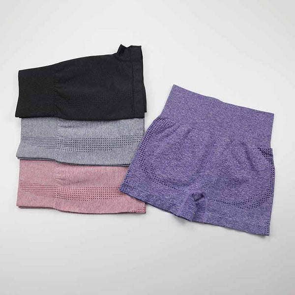 High Waist Workout Shorts - Ragnar Sports - Free Shipping in the US