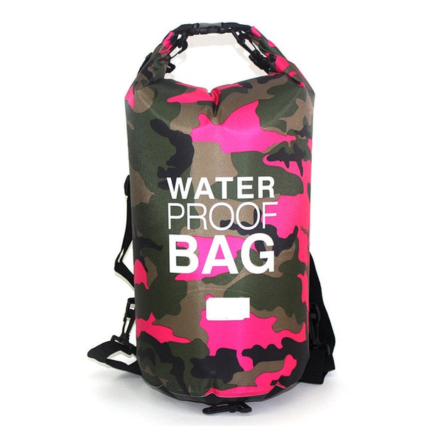 Outdoor Waterproof Camouflage Bag - 20 L - Ragnar Sports - Free Shipping in the US
