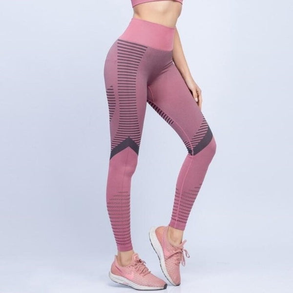 High Waist Seamless Leggings - Ragnar Sports - Free Shipping in the US