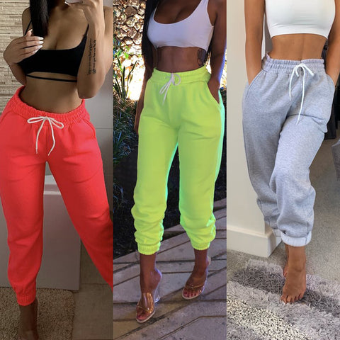 High Waist Sweatpants - Ragnar Sports - Free Shipping in the US