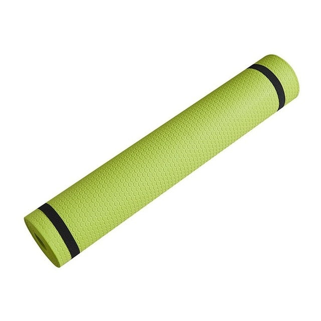 Yoga Mat - 4 mm - Ragnar Sports - Free Shipping in the US