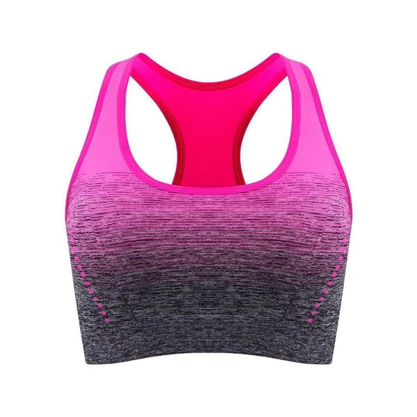 Padded Breathable Sport Bra - Ragnar Sports - Free Shipping in the US