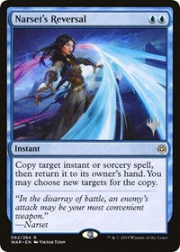 Narset's Reversal [Promo Pack: Theros Beyond Death] | Worlds Away CA
