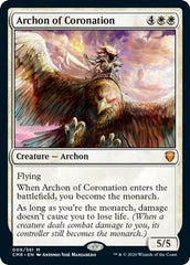 Archon of Coronation [Commander Legends] | Worlds Away CA