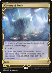 Cavern of Souls [Zendikar Rising Expeditions] | Worlds Away CA