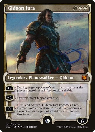 Gideon Jura [Signature Spellbook: Gideon] | Worlds Away CA