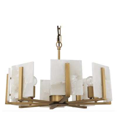 Halo Chandelier - Sarah Virginia Home