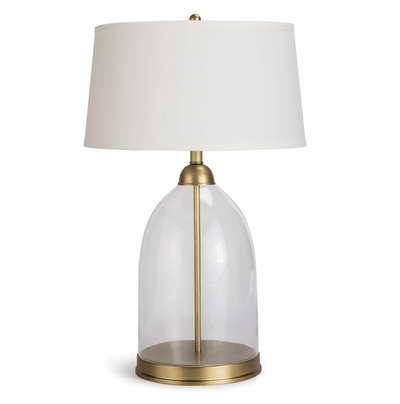 Glass Dome Table Lamp - Sarah Virginia Home