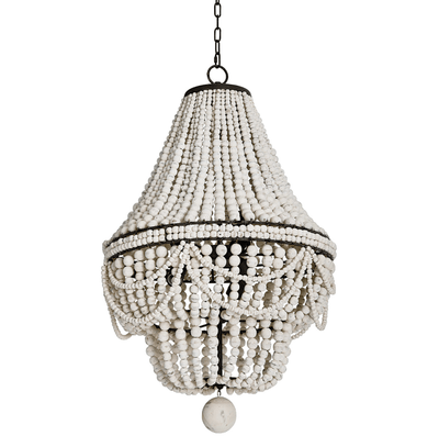 Malibu Chandelier - Sarah Virginia Home