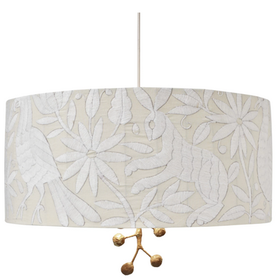 Pato Otomi Pendant - Sarah Virginia Home