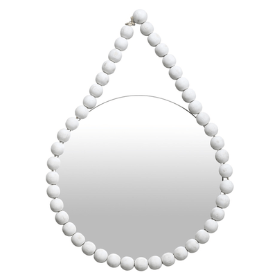 String of Pearls Mirror - Sarah Virginia Home