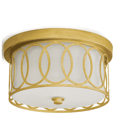 Regina Andrew Luxe Flush Mount (Gold) - Sarah Virginia Home
