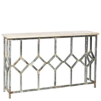 Diamond Console - Sarah Virginia Home