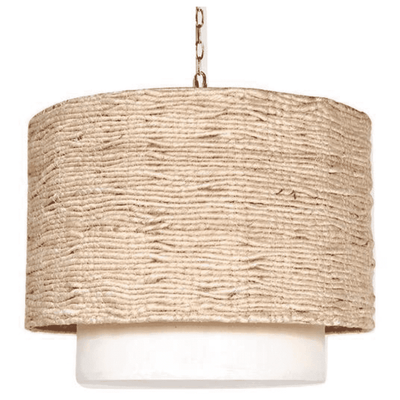 Amani Drum Chandelier - Sarah Virginia Home