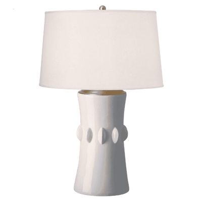 Jewel Lamp (White) - Sarah Virginia Home