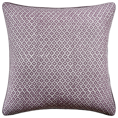 Petit Abre Pillow (Plum) - Sarah Virginia Home