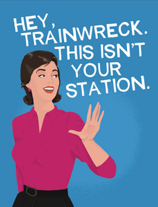 Trainwreck - 6 cards