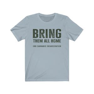 Bring Them All Home Unisex Short Sleeve Tee Light