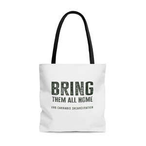 Bring Them All Home Tote Bag
