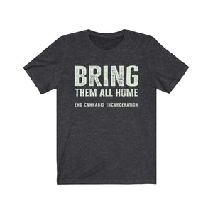 Bring Them All Home Unisex Short Sleeve Tee Dark