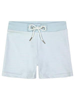 Nantucket Blue Stripe Swim Short