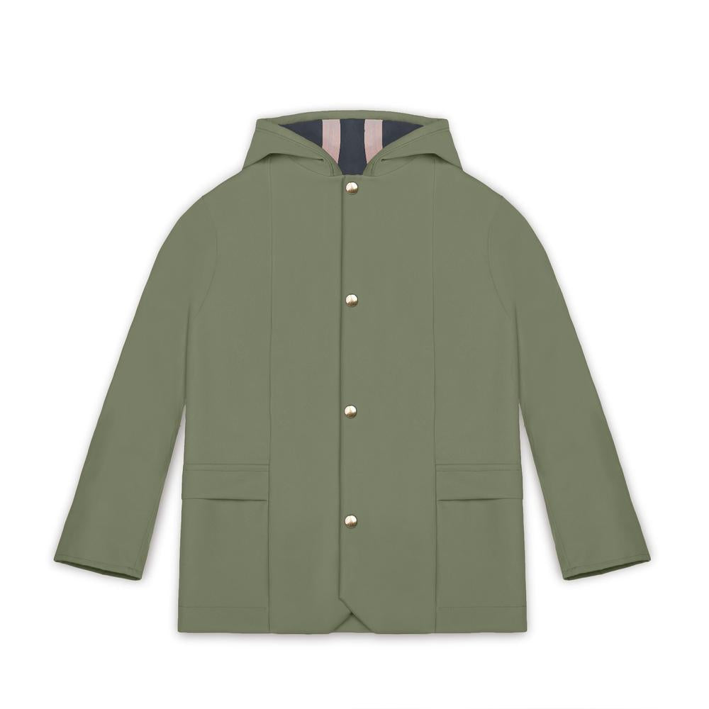 Norfolk Rain Jacket, Balsam