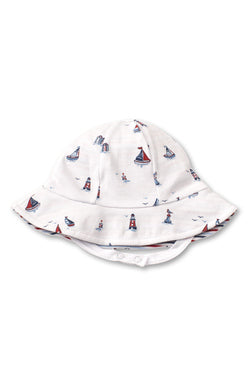 Seaside Surprise Reversible Sunhat
