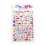 Itsy Bitsy Stickers - Little Sea Life