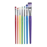 Lil Paint Brush Set - Set of 7