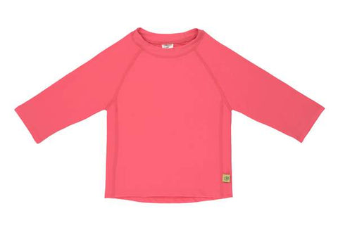Long Sleeve Rashguard Sugar Coral