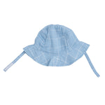 Off the Grid Sunhat, Blue
