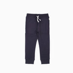 Knit Jogger Pants, Navy